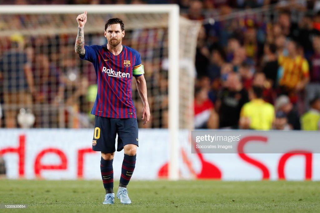 FC Barcelona v PSV - UEFA Champions League : Foto jornalística