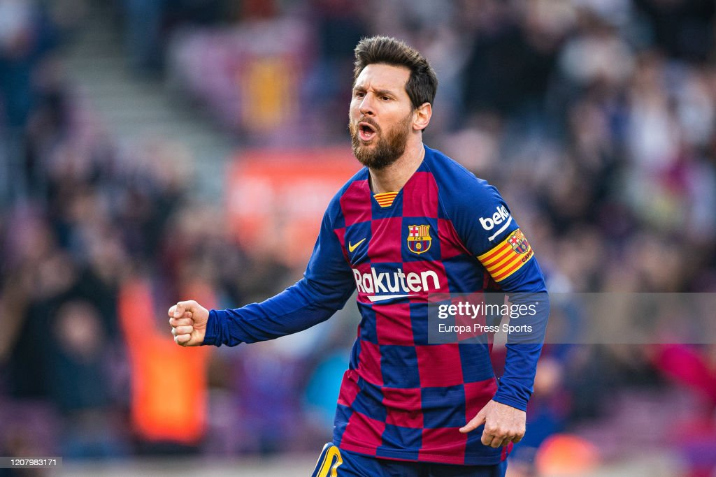 La Liga: FC Barcelona V Eibar : News Photo