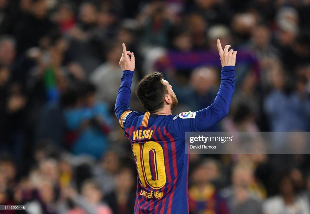 FC Barcelona v Levante UD - La Liga : Nachrichtenfoto