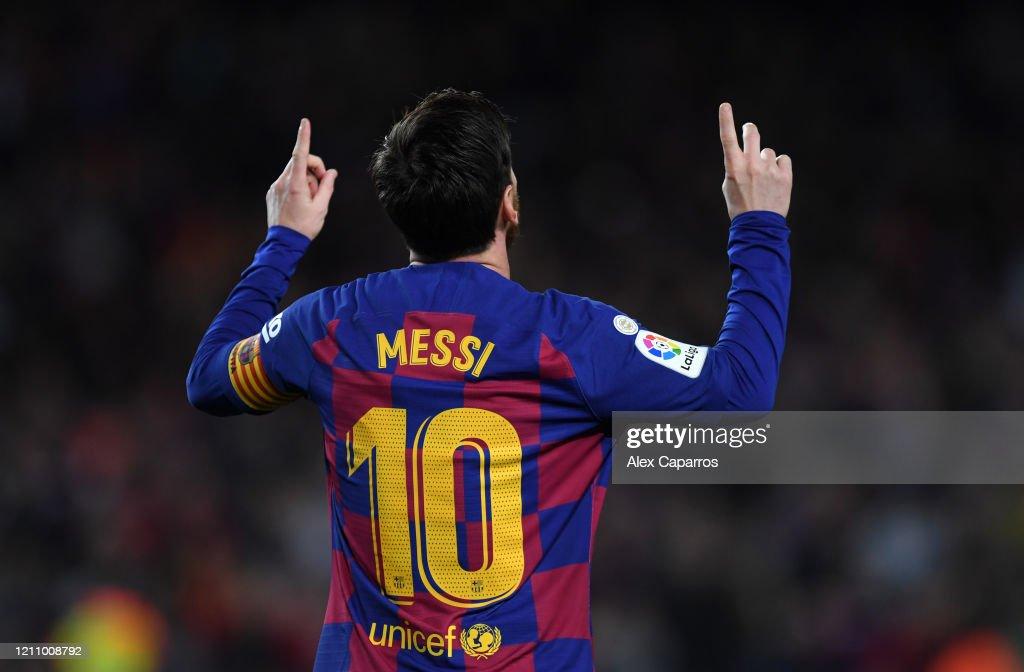 FC Barcelona v Real Sociedad  - La Liga : Fotografia de notícias