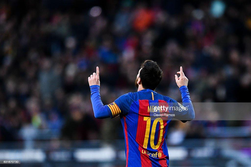FC Barcelona v UD Las Palmas - La Liga : News Photo