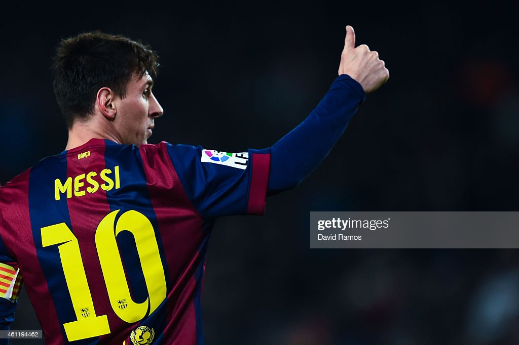 Barcelona v Elche - Copa del Rey: Round of 16 : News Photo