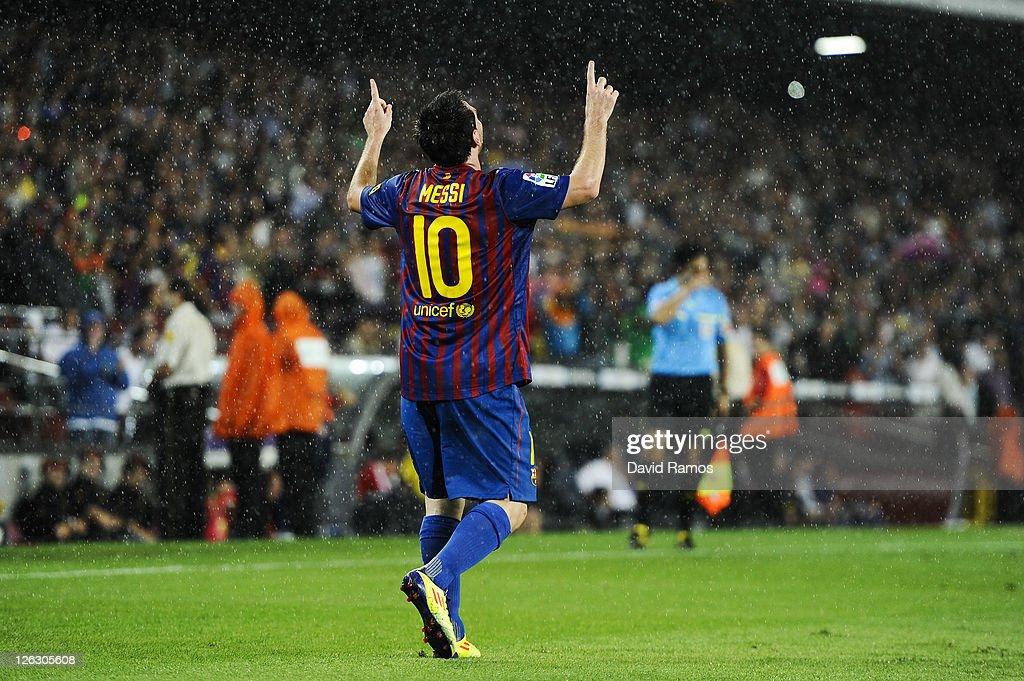 FC Barcelona v Club Atletico de Madrid  - Liga BBVA : Fotografia de notícias