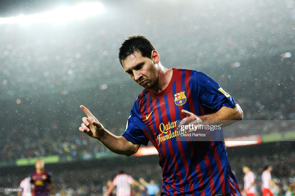 FC Barcelona v Club Atletico de Madrid  - Liga BBVA : News Photo