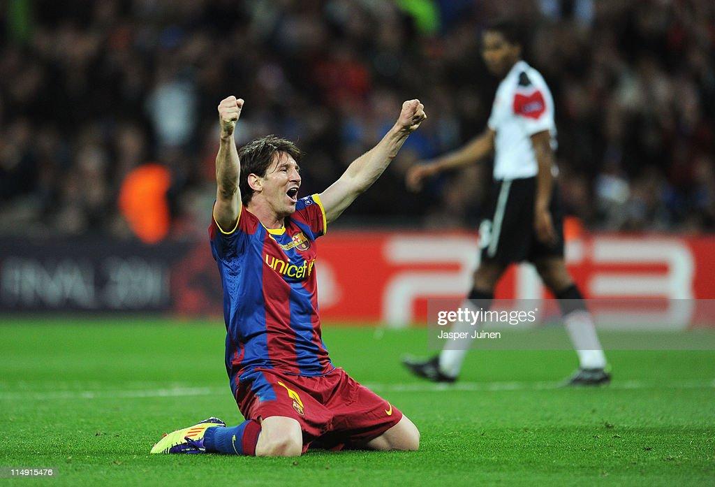 Barcelona v Manchester United - UEFA Champions League Final : Nieuwsfoto's
