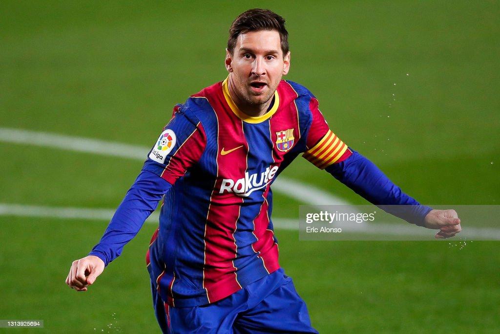 FC Barcelona v Getafe CF - La Liga Santander : News Photo
