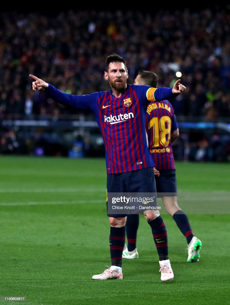 371a44c1418 FC Barcelona v Liverpool FC - UEFA Champions League Semi Final first leg    News Photo