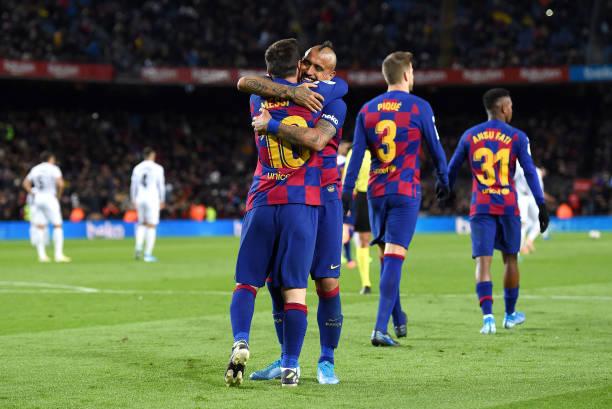 ESP: FC Barcelona v Granada CF  - La Liga