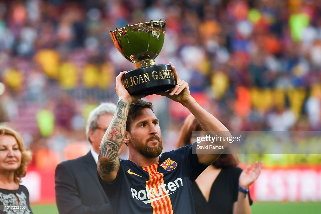 FC Barcelona v Boca Juniors - Joan Gamper Trophy : ニュース写真