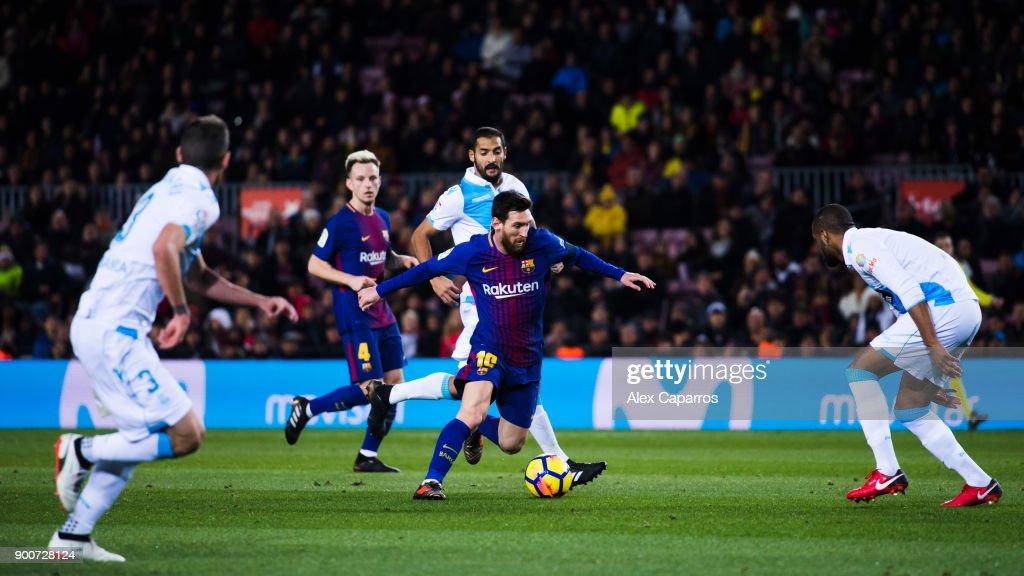 Barcelona v Deportivo La Coruna - La Liga : ニュース写真