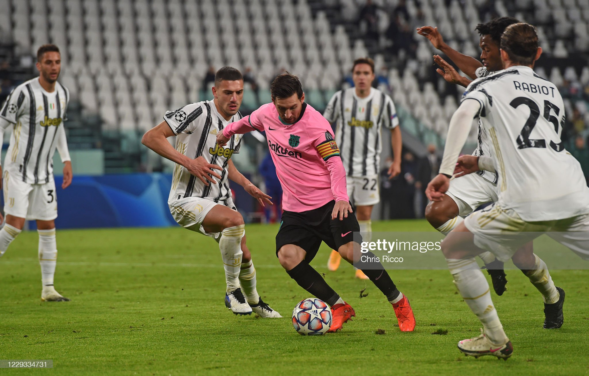 Barcelona vs Juventus Preview, prediction and odds