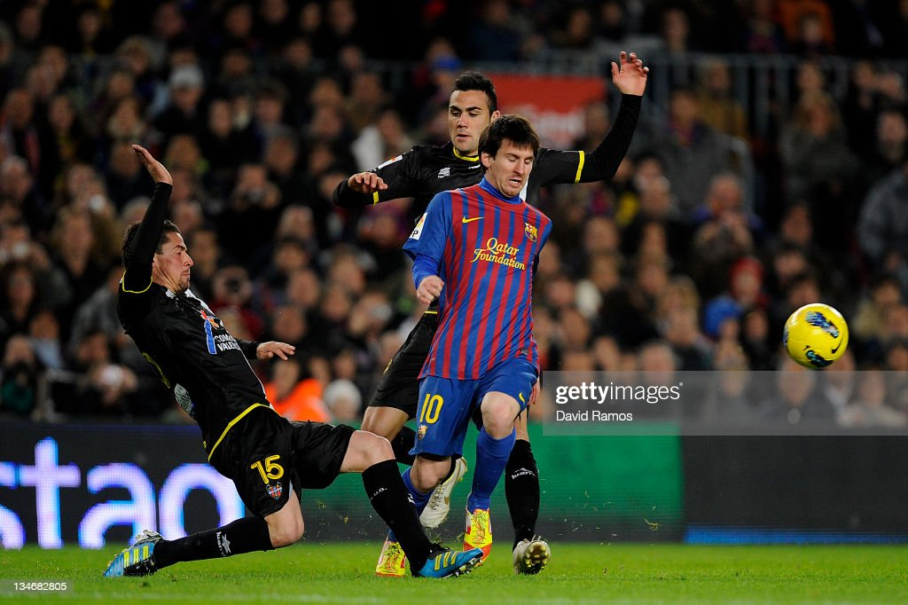 FC Barcelona v Levante UD - Liga BBVA