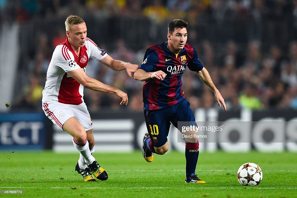 FC Barcelona v AFC Ajax -  UEFA Champions League
