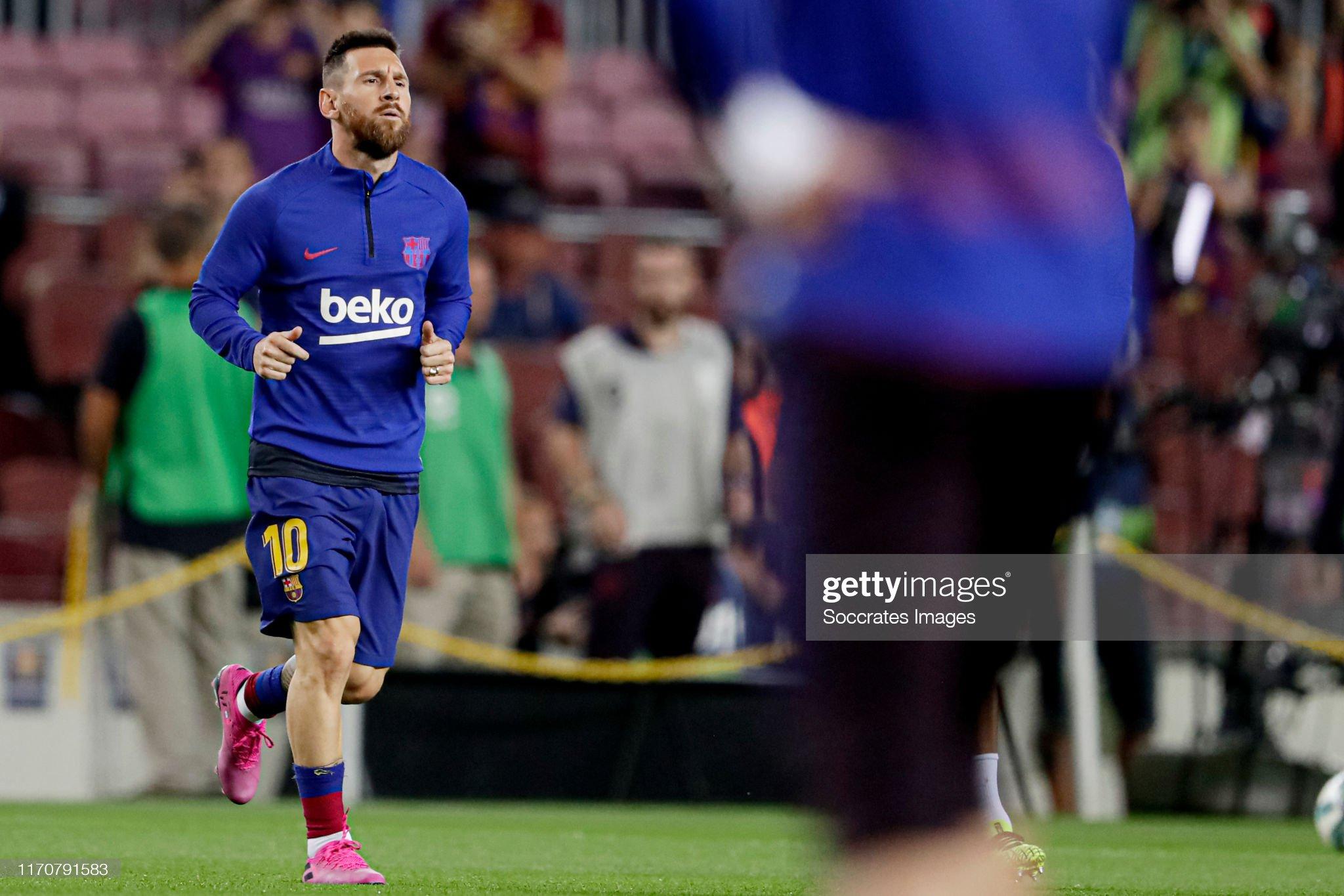 صور مباراة : برشلونة - فياريال 2-1 ( 24-09-2019 )  Lionel-messi-of-fc-barcelona-during-the-la-liga-santander-match-fc-picture-id1170791583?s=2048x2048