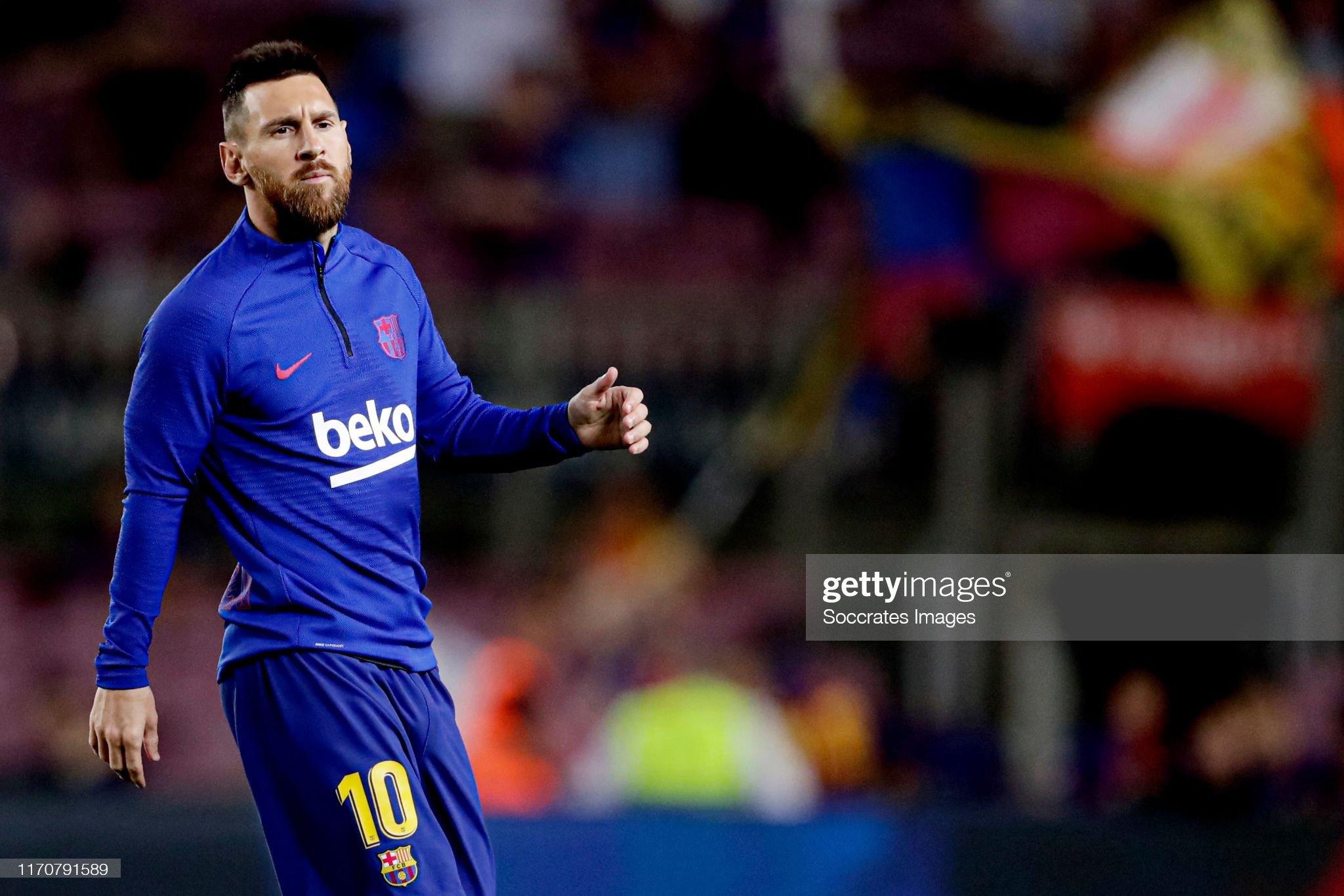 صور مباراة : برشلونة - فياريال 2-1 ( 24-09-2019 )  Lionel-messi-of-fc-barcelona-during-the-la-liga-santander-match-fc-picture-id1170791589?s=2048x2048