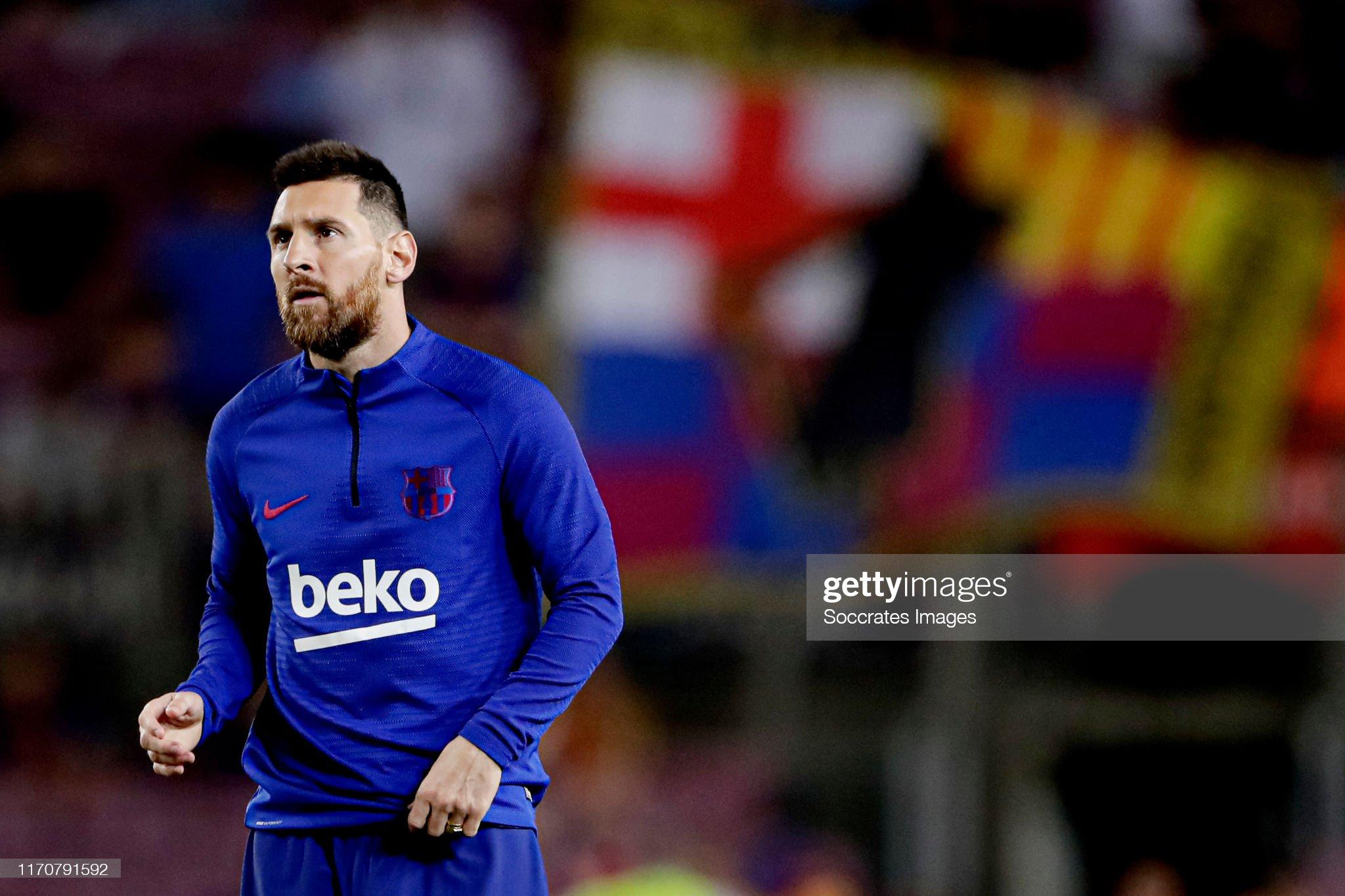 صور مباراة : برشلونة - فياريال 2-1 ( 24-09-2019 )  Lionel-messi-of-fc-barcelona-during-the-la-liga-santander-match-fc-picture-id1170791592?s=2048x2048