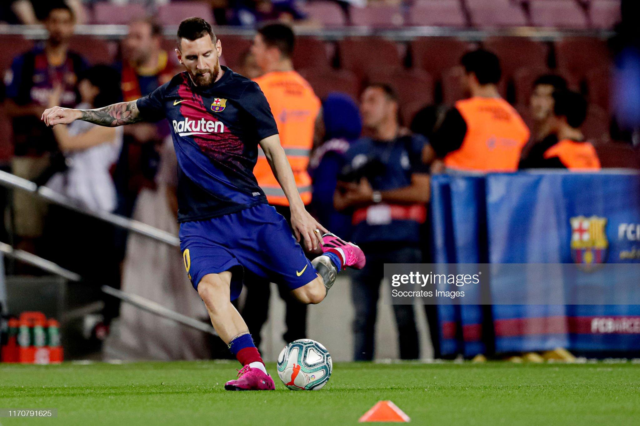 صور مباراة : برشلونة - فياريال 2-1 ( 24-09-2019 )  Lionel-messi-of-fc-barcelona-during-the-la-liga-santander-match-fc-picture-id1170791625?s=2048x2048