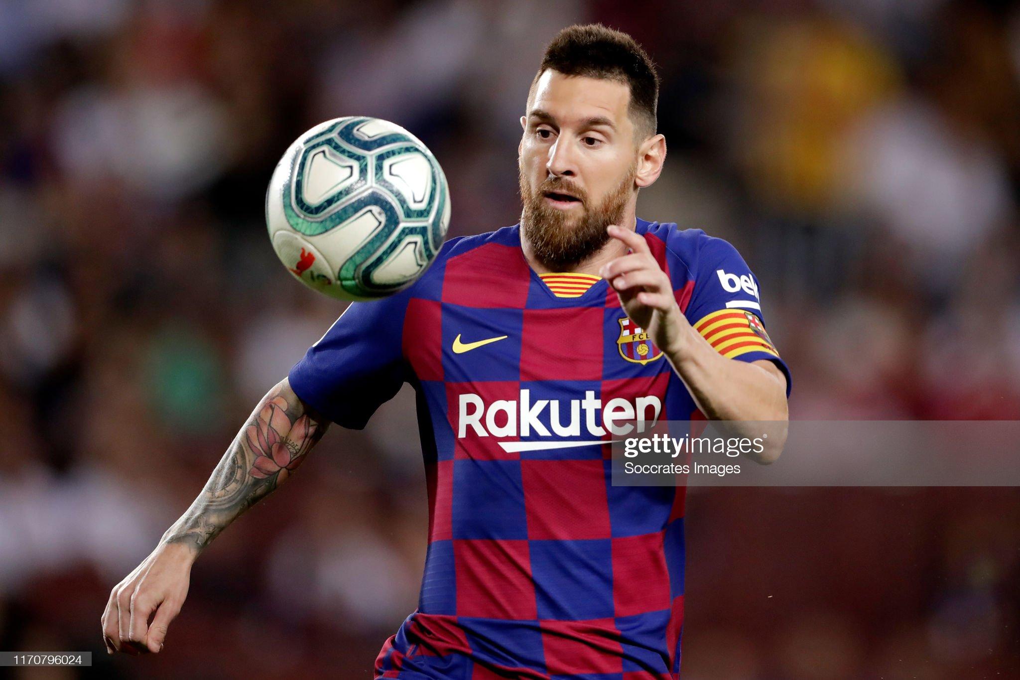صور مباراة : برشلونة - فياريال 2-1 ( 24-09-2019 )  Lionel-messi-of-fc-barcelona-during-the-la-liga-santander-match-fc-picture-id1170796024?s=2048x2048