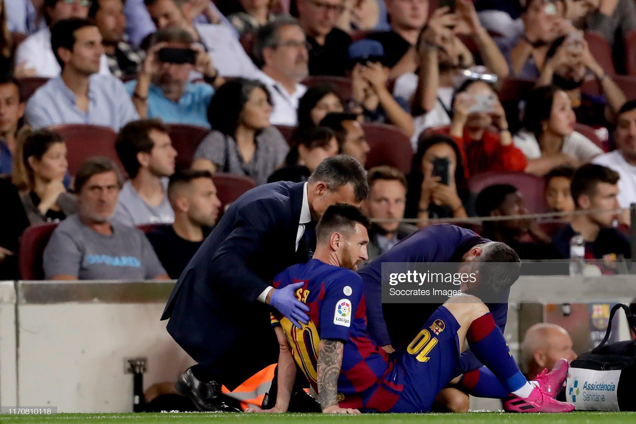 صور مباراة : برشلونة - فياريال 2-1 ( 24-09-2019 )  Lionel-messi-of-fc-barcelona-during-the-la-liga-santander-match-fc-picture-id1170810118?s=2048x2048