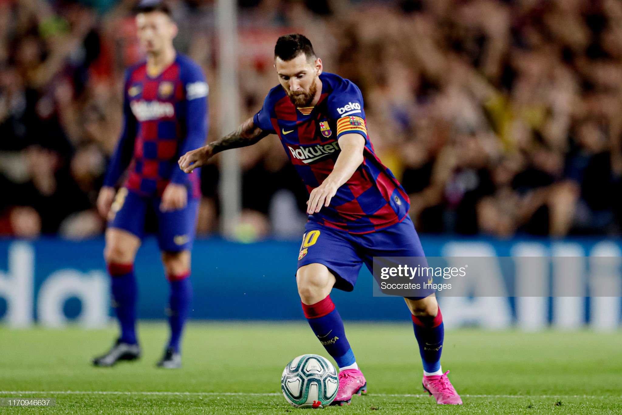 صور مباراة : برشلونة - فياريال 2-1 ( 24-09-2019 )  Lionel-messi-of-fc-barcelona-during-the-la-liga-santander-match-fc-picture-id1170946637?s=2048x2048