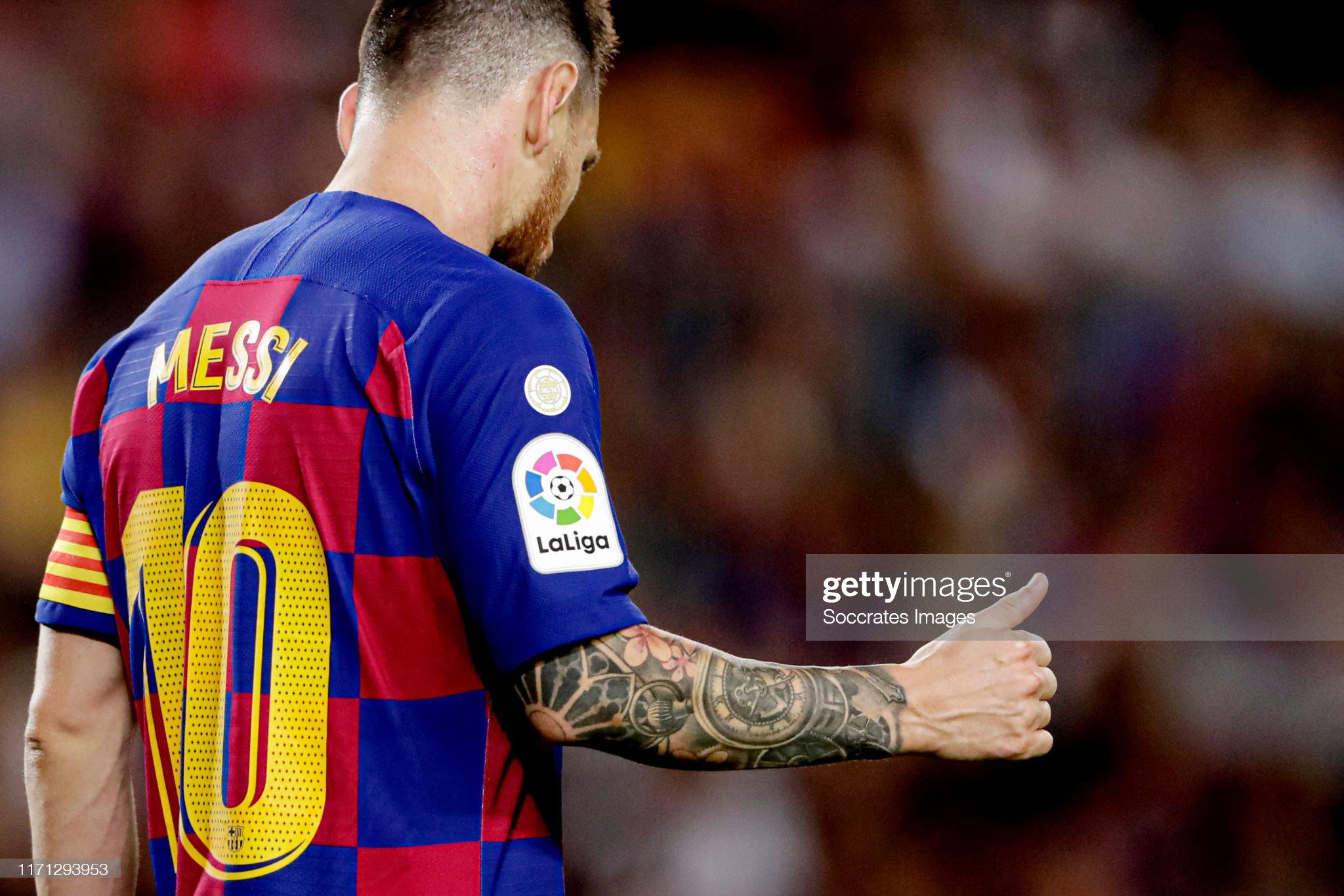 صور مباراة : برشلونة - فياريال 2-1 ( 24-09-2019 )  Lionel-messi-of-fc-barcelona-during-the-la-liga-santander-match-fc-picture-id1171293953?s=2048x2048