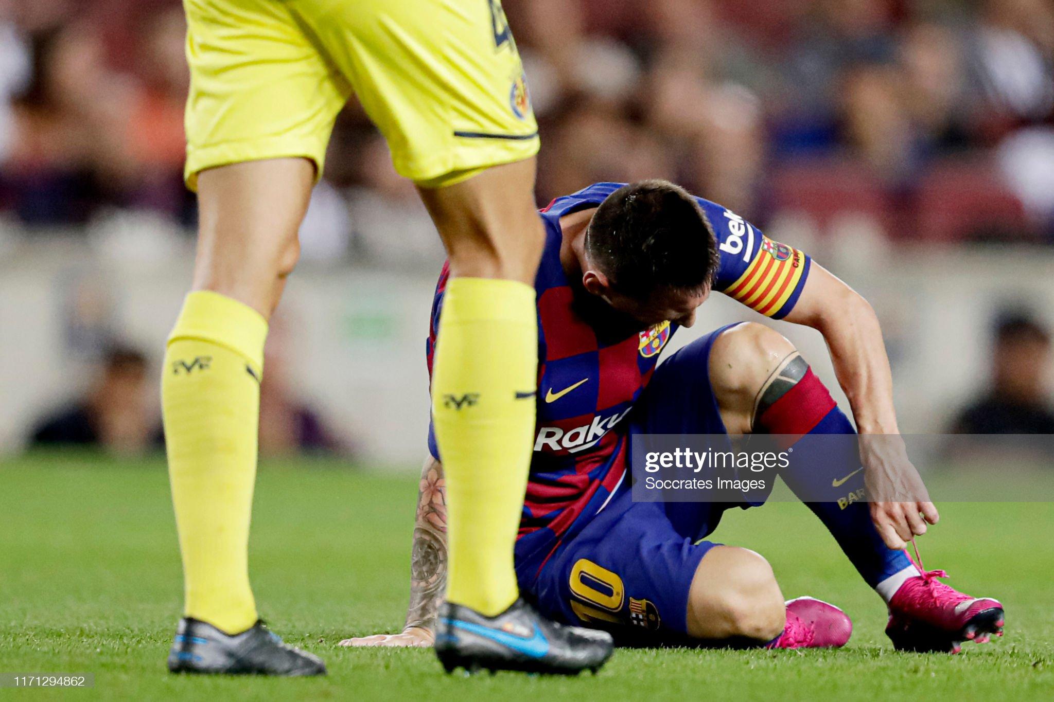 صور مباراة : برشلونة - فياريال 2-1 ( 24-09-2019 )  Lionel-messi-of-fc-barcelona-during-the-la-liga-santander-match-fc-picture-id1171294862?s=2048x2048