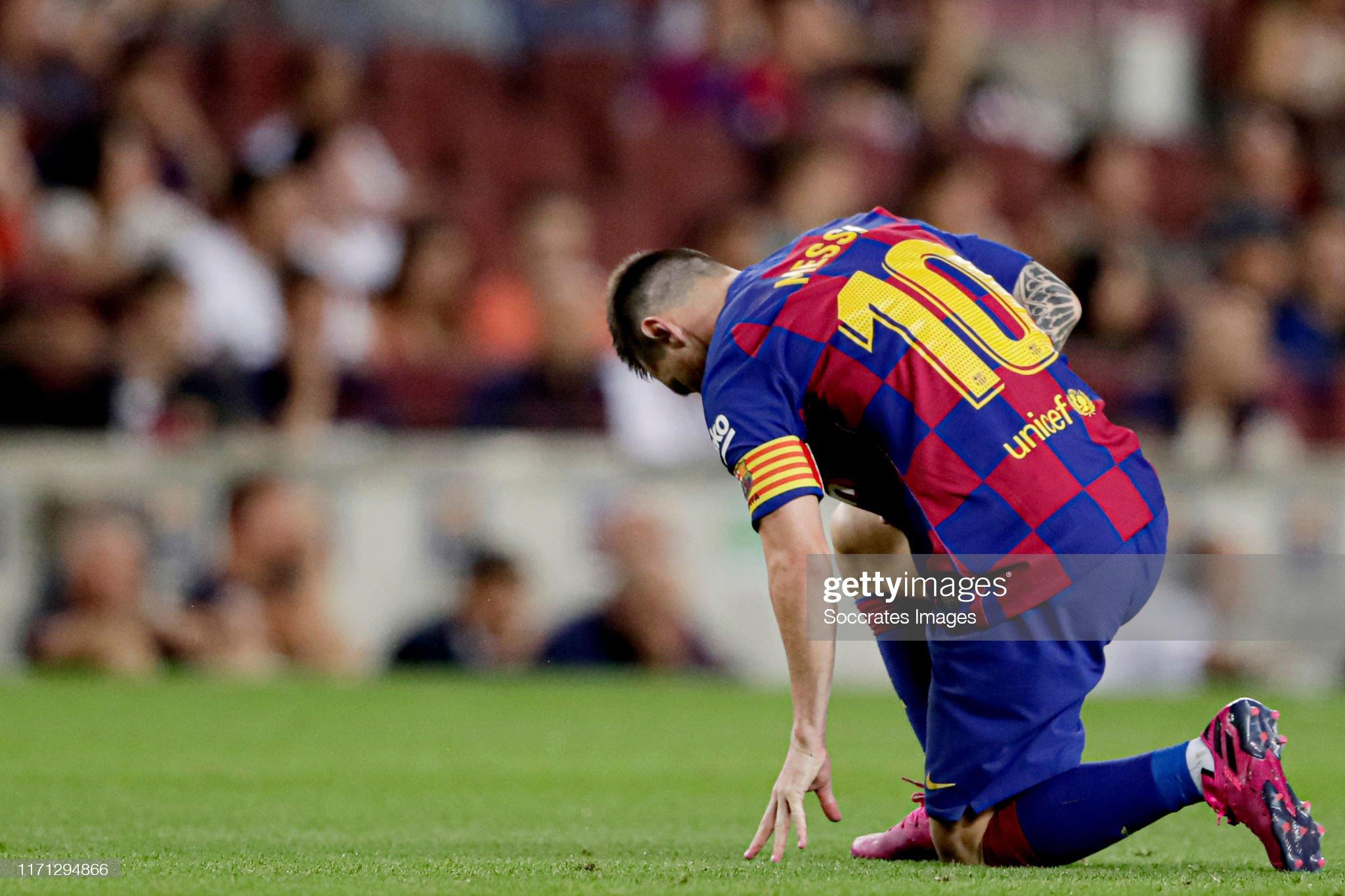 صور مباراة : برشلونة - فياريال 2-1 ( 24-09-2019 )  Lionel-messi-of-fc-barcelona-during-the-la-liga-santander-match-fc-picture-id1171294866?s=2048x2048