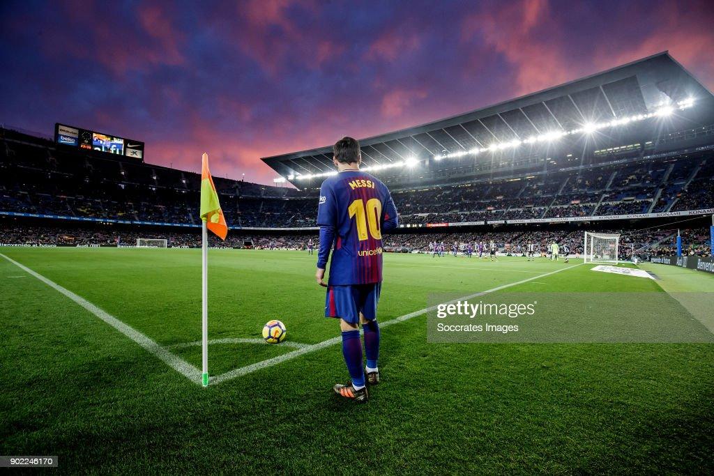 FC Barcelona v Levante - La Liga Santander : Fotografia de notícias