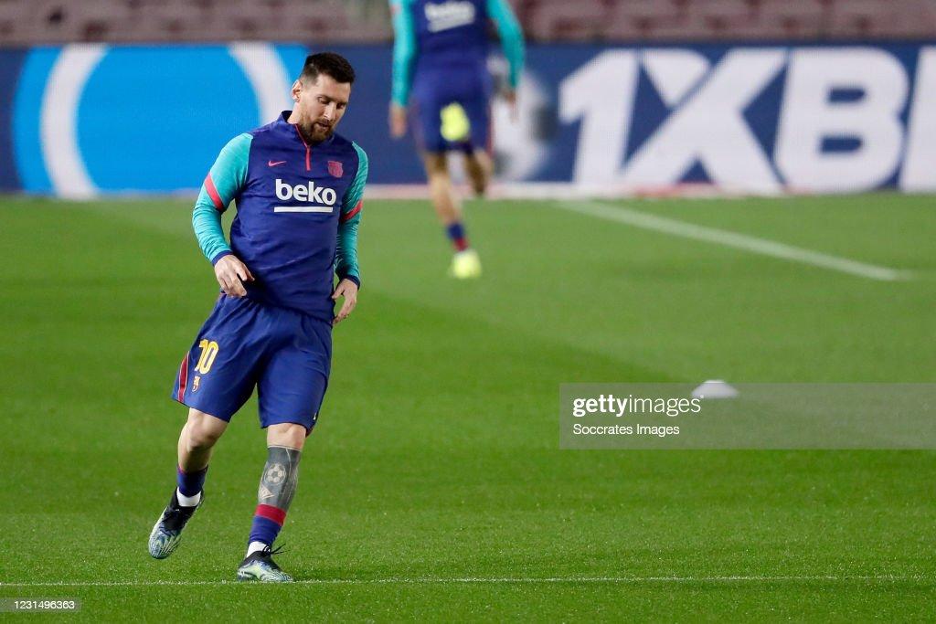 FC Barcelona v Sevilla - Spanish Copa del Rey : News Photo