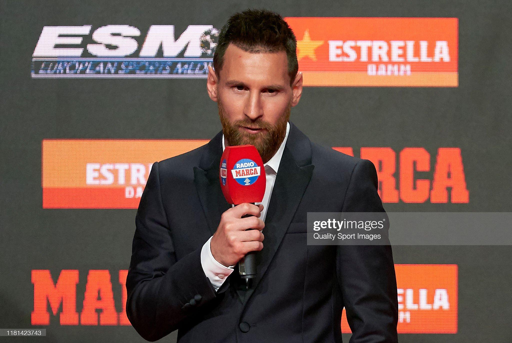 Messi van Deykning afzal tomonlarini aytib berdi