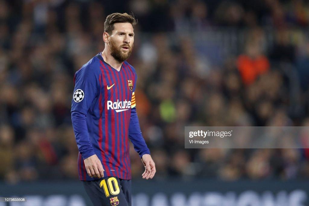 UEFA Champions League'FC Barcelona v Tottenham Hotspur FC' : News Photo