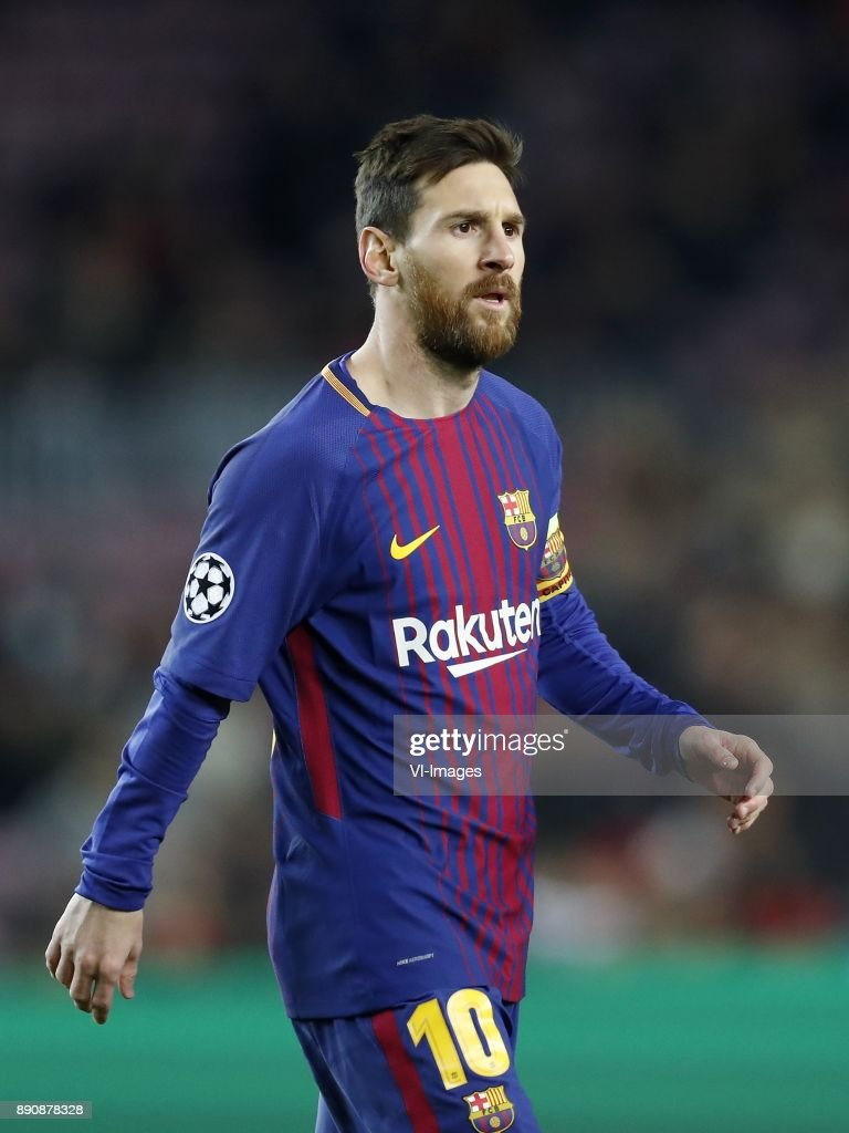 UEFA Champions League'FC Barcelona v Sporting Club de Portugal' : News Photo