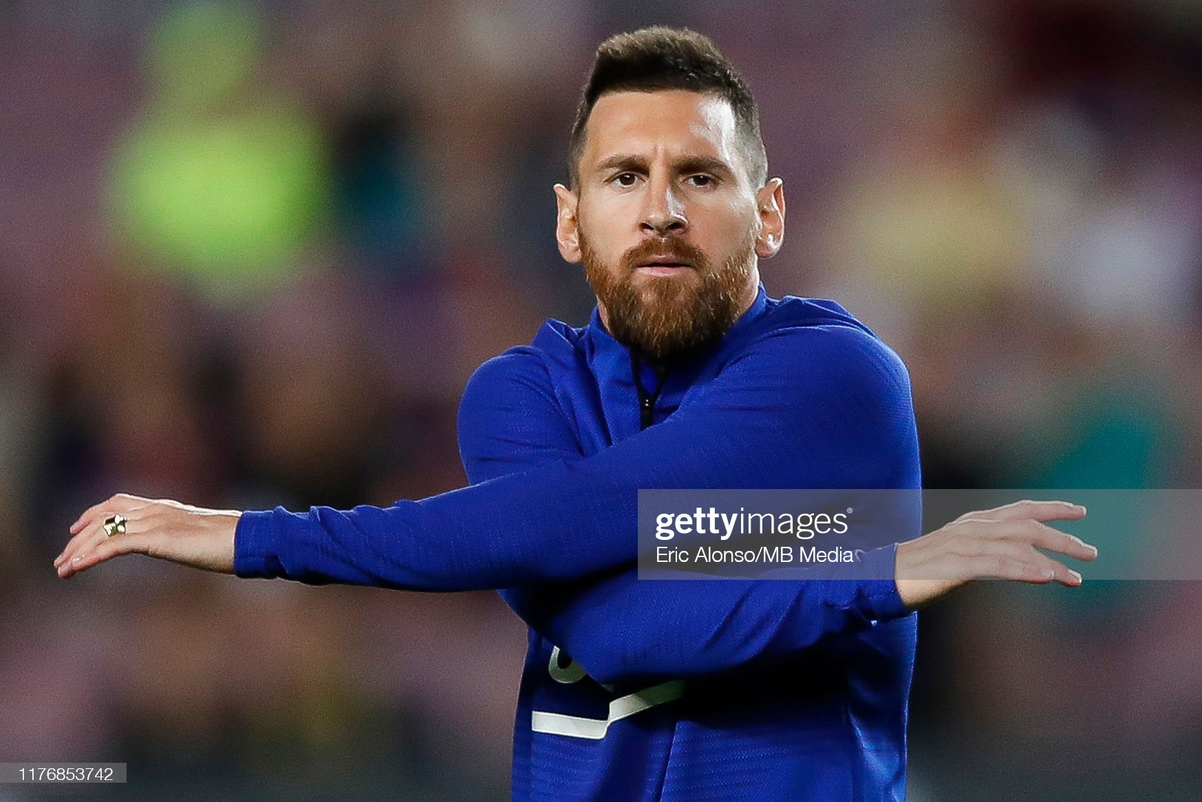صور مباراة : برشلونة - فياريال 2-1 ( 24-09-2019 )  Lionel-messi-of-fc-barcelona-during-the-warm-up-of-the-liga-match-fc-picture-id1176853742?s=2048x2048