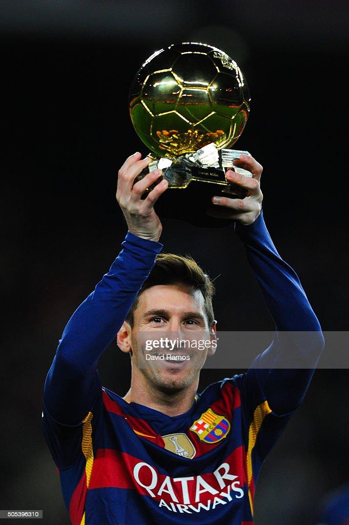 FC Barcelona v Athletic Club - La Liga : News Photo