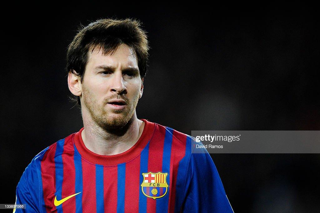 FC Barcelona v Real Zaragoza  - Liga BBVA : News Photo
