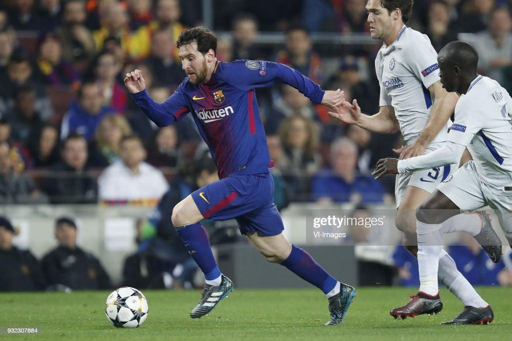 "UEFA Champions League""FC Barcelona v Chelsea FC"" : News Photo"