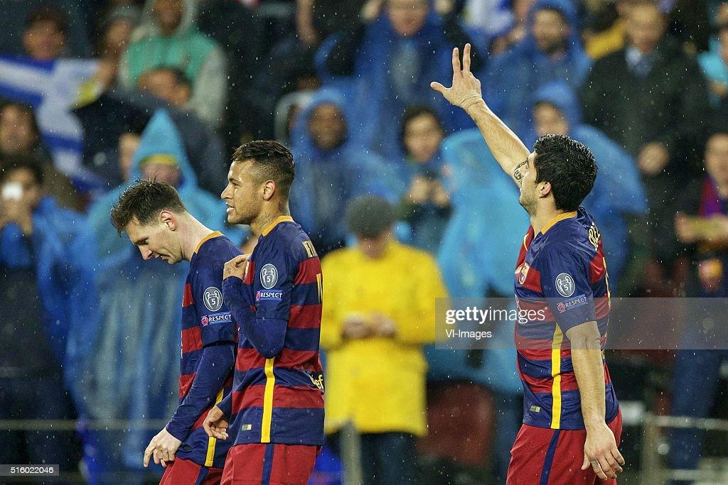 """UEFA Champions League - """"FC Barcelona v Arsenal"""" : Foto di attualità"""
