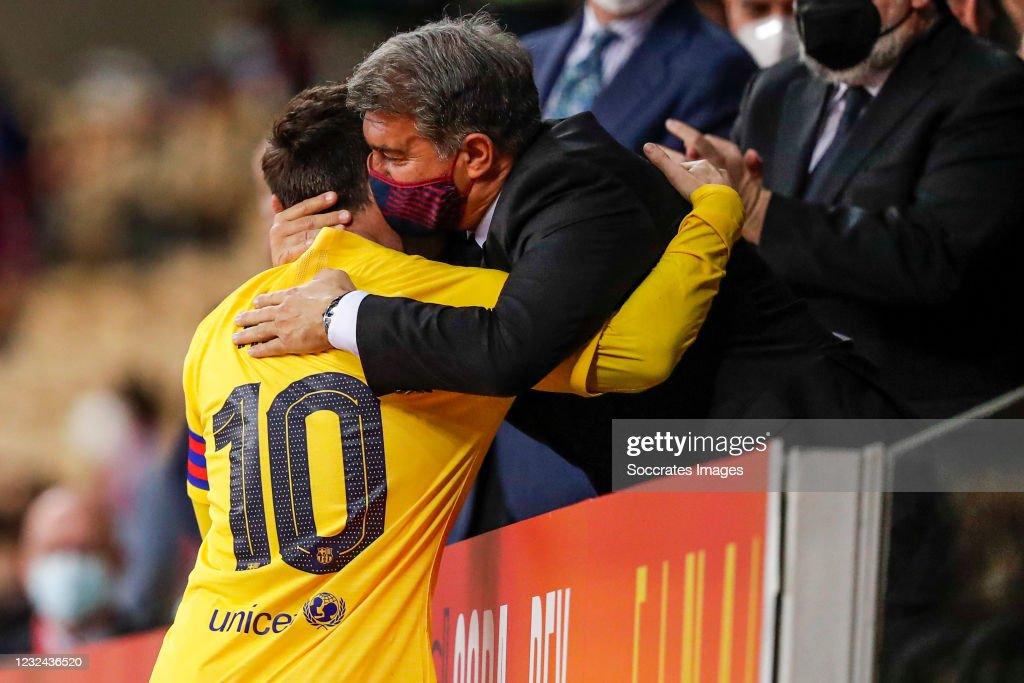 Athletic de Bilbao v FC Barcelona - Spanish Copa del Rey : News Photo