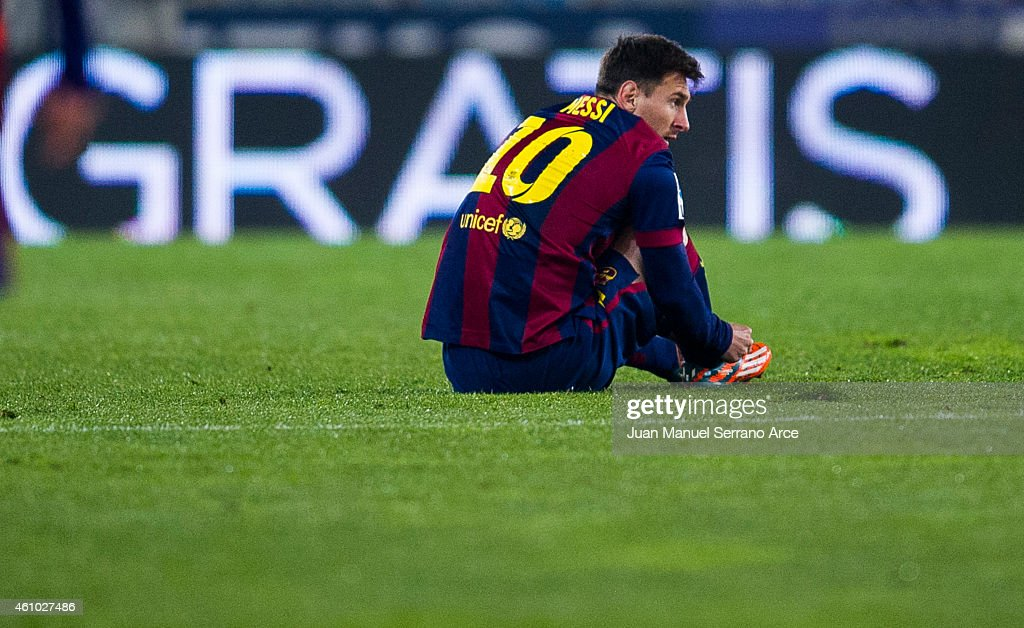 Real Sociedad de Futbol v FC Barcelona - La Liga : News Photo