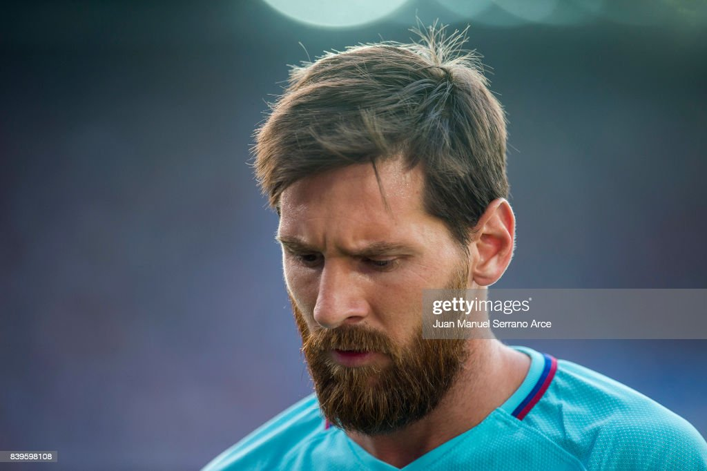 Messi rapes Old Lady — Champions League
