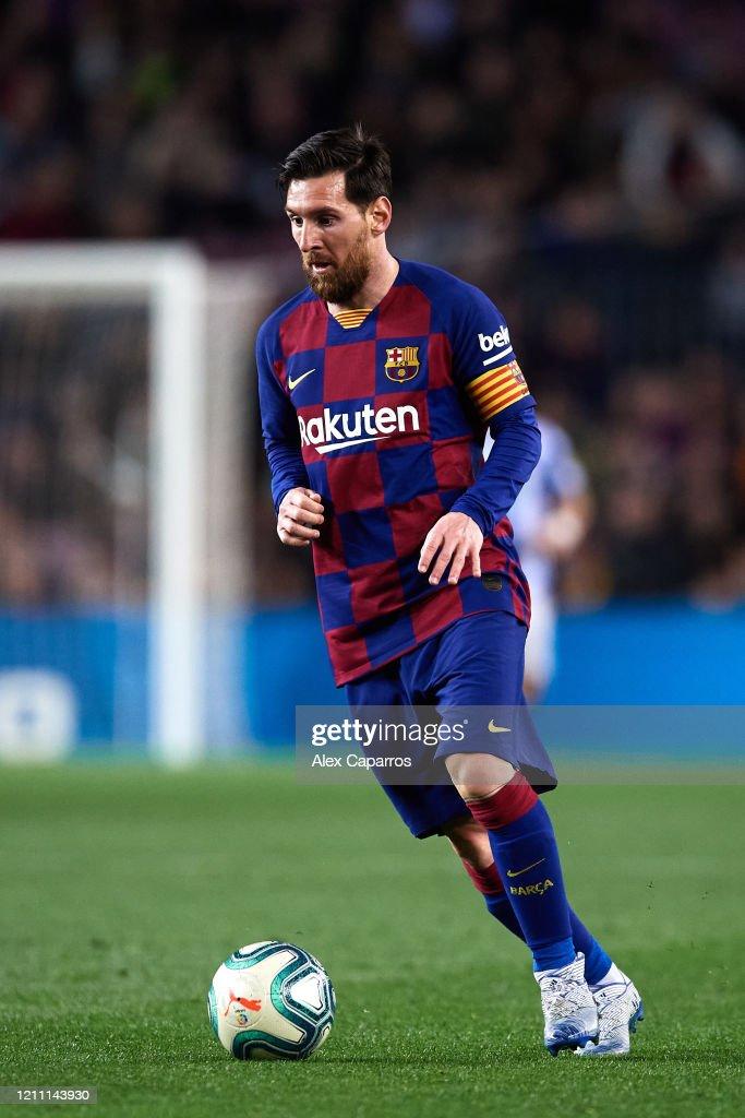 FC Barcelona v Real Sociedad  - La Liga : Fotografía de noticias