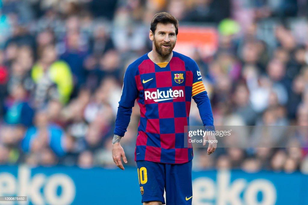 FC Barcelona v Getafe CF  - La Liga : Fotografia de notícias