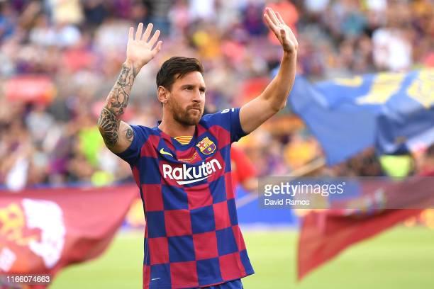 111 980 Fotos E Imágenes De Lionel Messi Getty Images