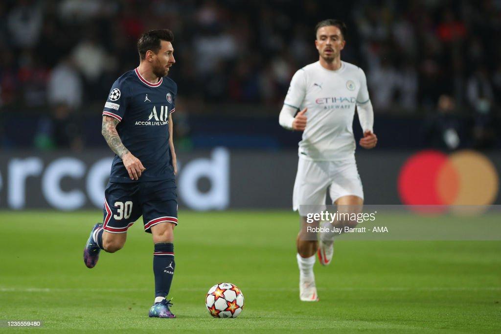 Paris Saint-Germain v Manchester City: Group A - UEFA Champions League : News Photo