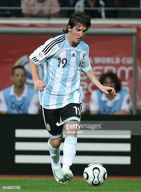 Messi World Cup Germany 2006 Stock Photos and Pictures ...