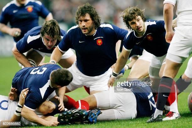 Lionel NALLET France / Angleterre Tournoi des 6 Nations Stade de France