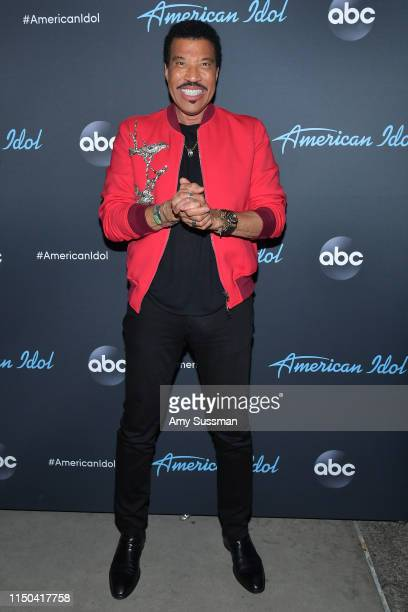 """Lionel Richie attends ABC's """"American Idol"""" Finale on May 19, 2019 in Los Angeles, California."""