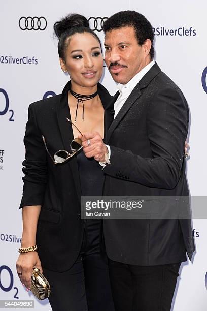 Lionel Richie attends the Nordoff Robbins O2 Silver Clef Awards at The Grosvenor House Hotel on July 1 2016 in London England