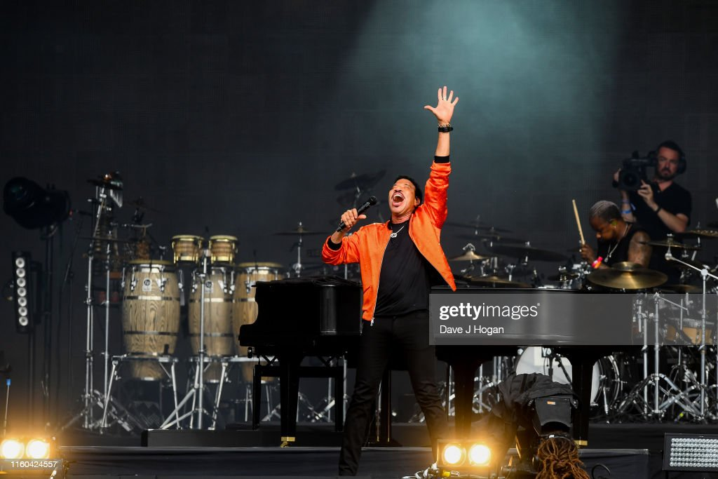Barclaycard Presents British Summer Time Hyde Park - Day 2 : News Photo