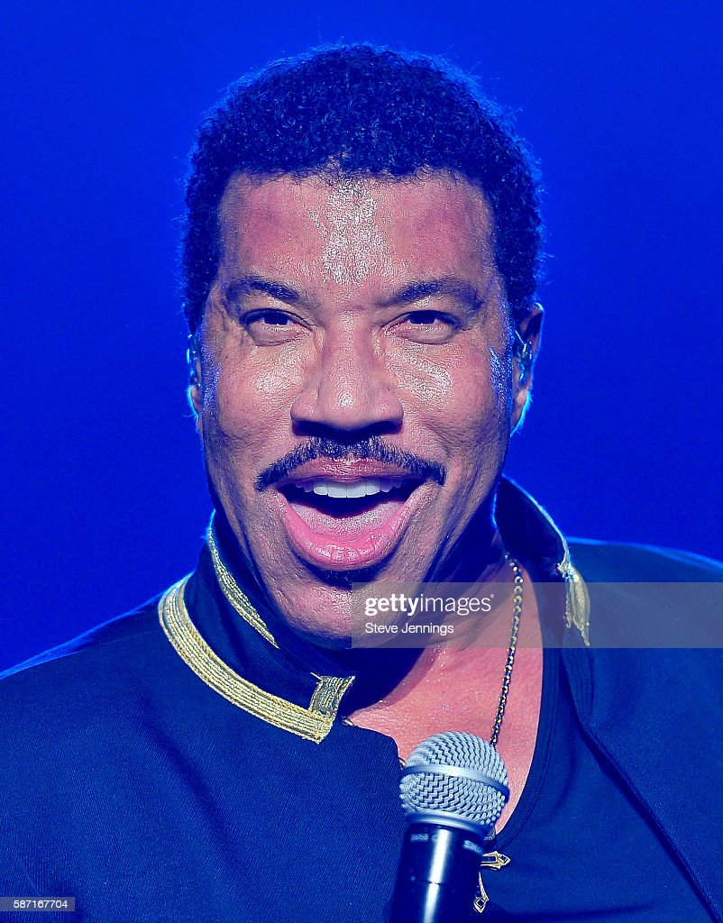 Lionel Richie performs on Day 3 of Outside Lands Music and Arts Festival at Golden Gate Park on August 7, 2016 in San Francisco, California.
